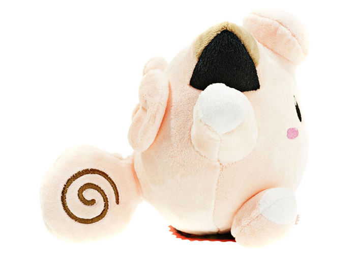 Manchuang Pokemon Clefairy Stuffed Plush Doll Toy 15cm for Kids Gift