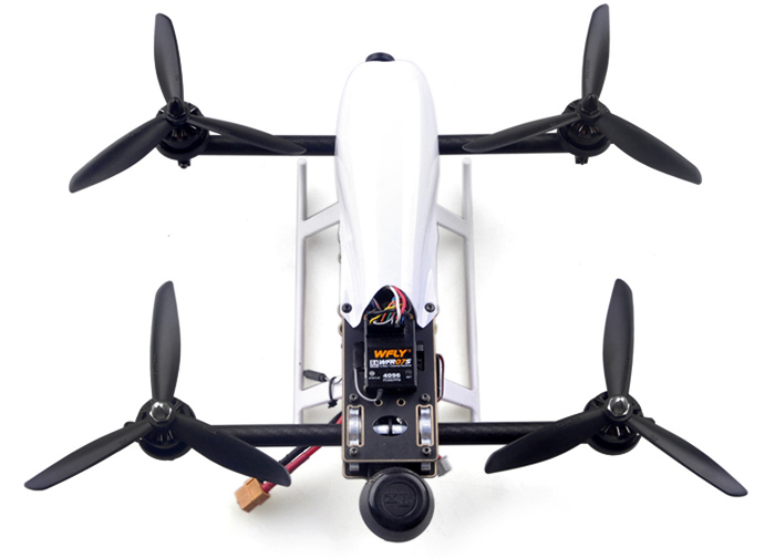 HMF SL300 300mm Quadcopter Assembling Kit Version Support Vernier Thruster Motor