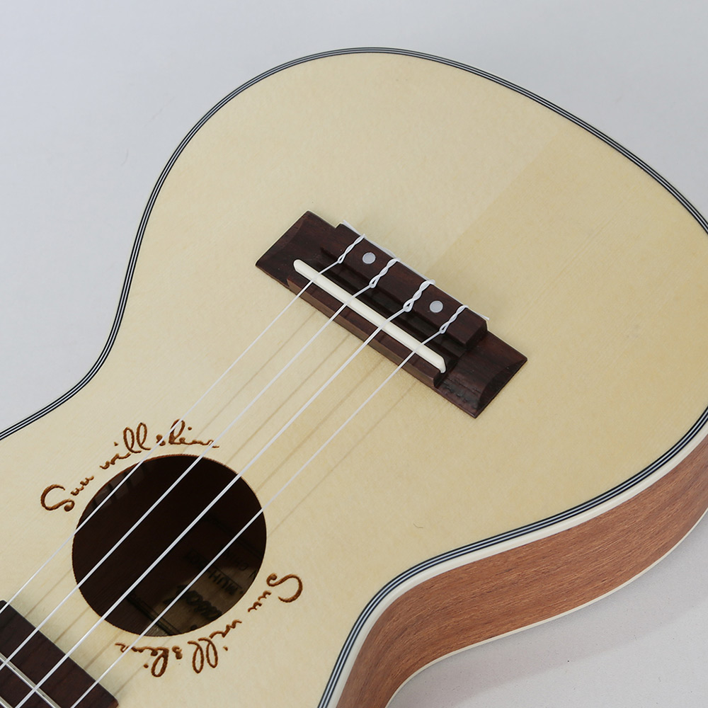 Kasch MUH - 501 24 inch 4 String Classical Matte Ukulele Spruce Instrument