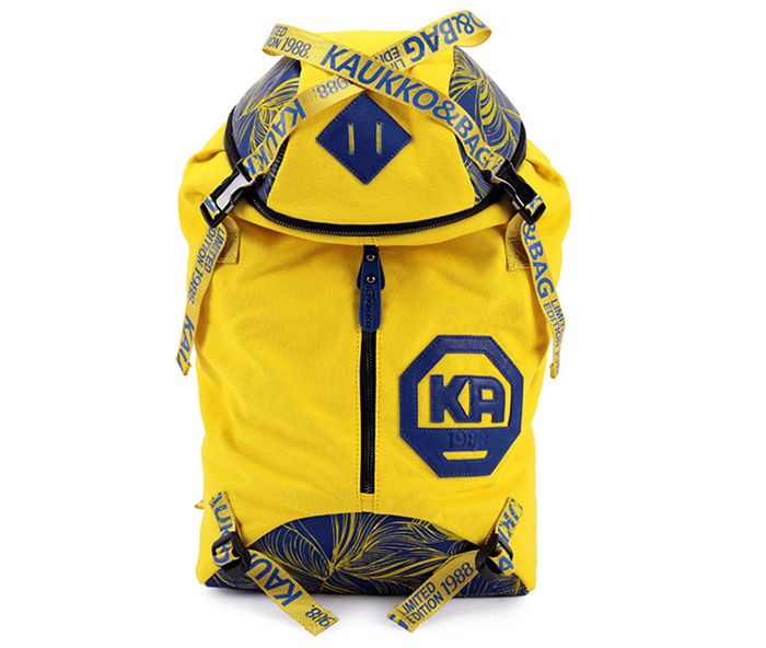 KAUKKO FP62 25L Unisex Casual Style Canvas Backpack