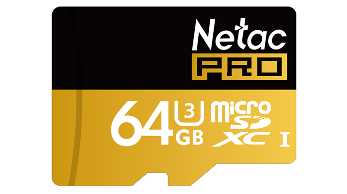 Netac P500 Micro SD / TF Memory Card Storage Device