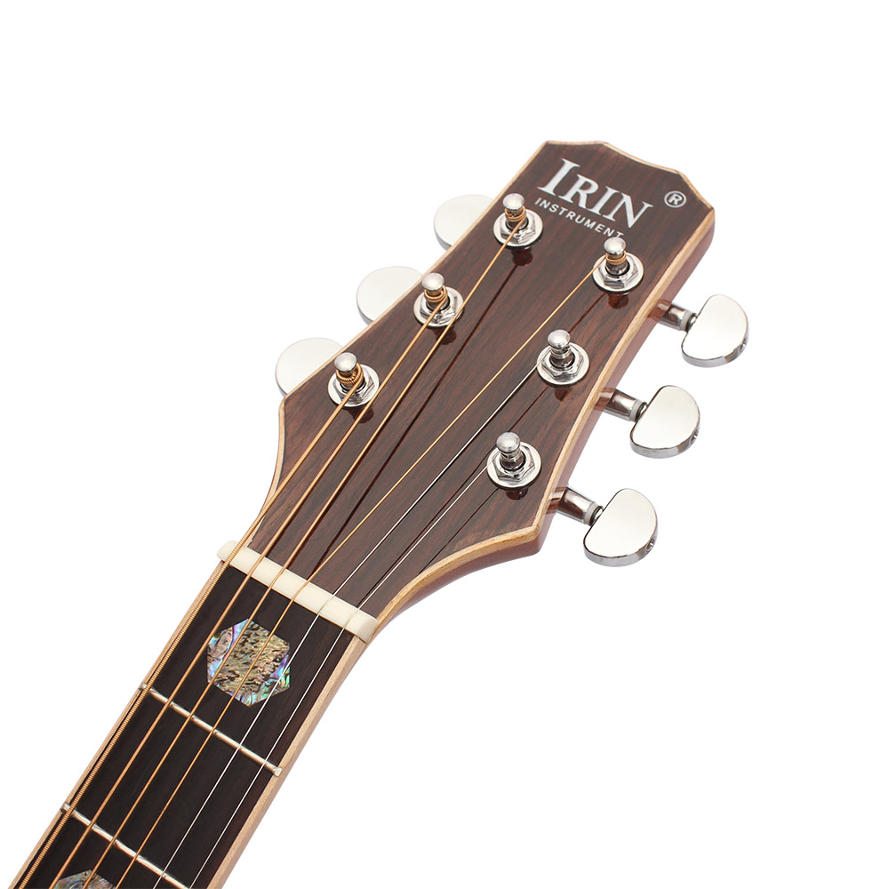 IRIN A103 6Pcs Acoustic Guitar String Musical Instrument Accessory