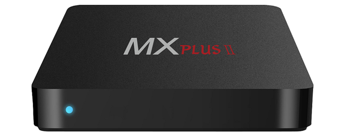 MX PLUS II TV Box RK3229 Android 4.4 Quad-core 1GB 8GB Smart Media Player