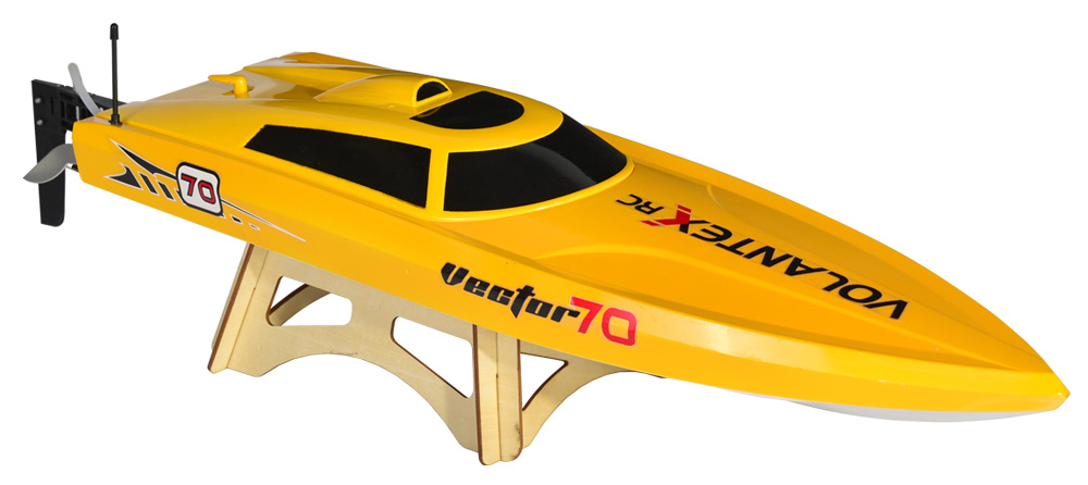 Vector 792 - 1 Vector70 2 Channel RC Racing Yacht Toy ATR Version