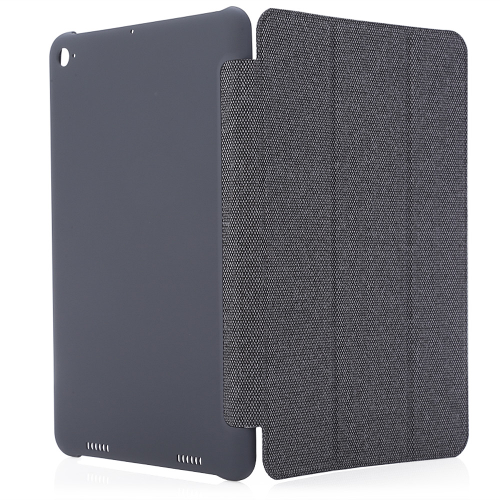 Original Xiaomi Mi Pad 2 PU + Plastic Protective Case with Triple Folding Design Stand Function