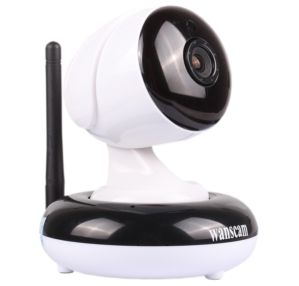 WANSCAM HW0049 WiFi IP Camera 1.0MP 720P Night Vision Waterproof IR-cuts Two-way Voice
