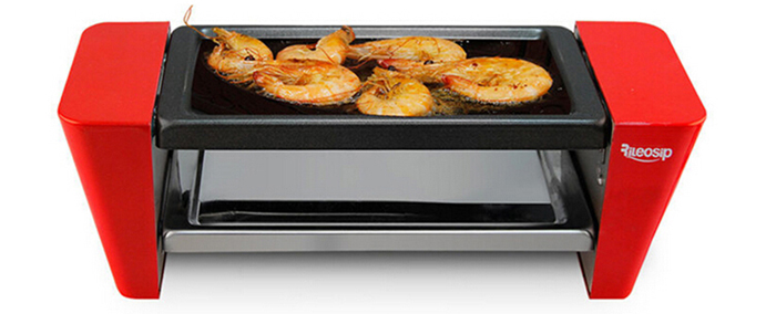 JJ16019 Electric Double-deck Smokeless Roasting Oven Household Products