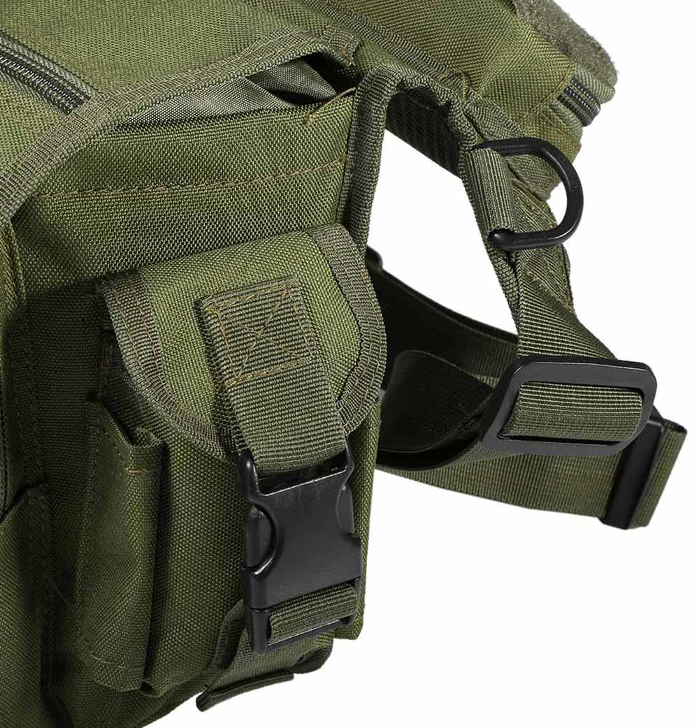 Outdoor Military Leg Bag Camping Travel Hiking Fishing Pack