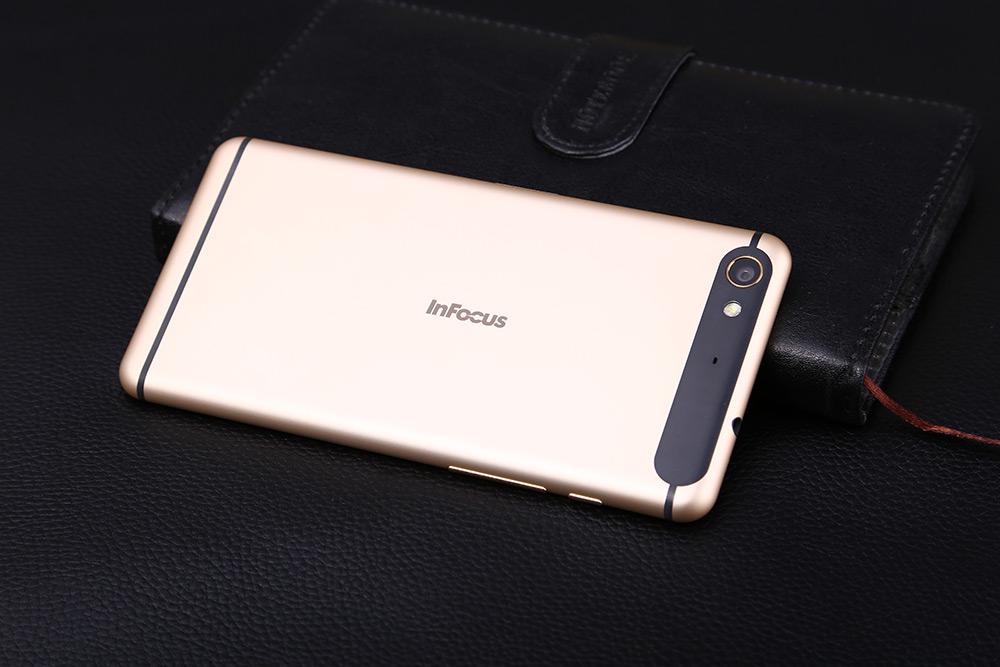 Infocus M560 Android 5.1 4G Smartphone 5.2 inch MTK6753 64bit 1.3GHz Octa Core 2GB RAM 16GB ROM 13.0MP + 5.0MP Cameras