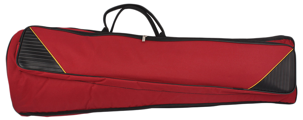 Canvas Tenor Trombone Case Bag Backpack Musical Instrument Accessory