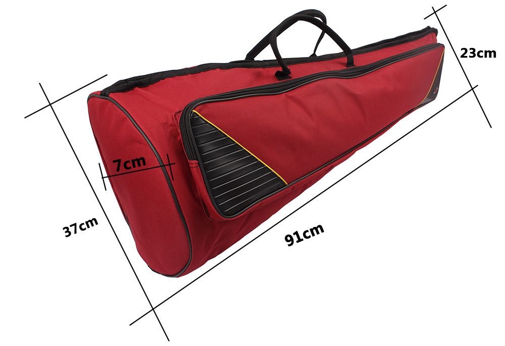 Oxford Cloth Bag Tenor Trombone Spare Part