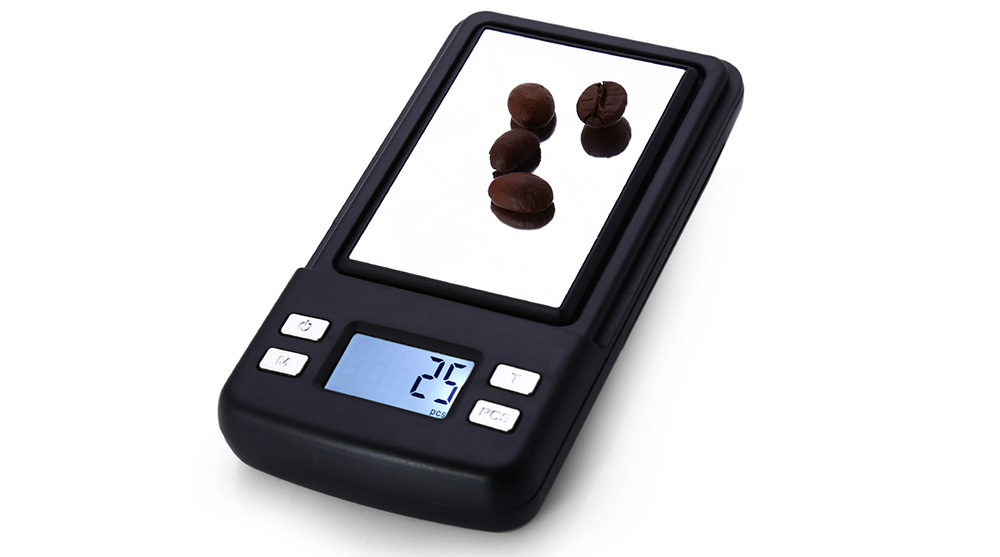 Professional 200g / 0.01g Digital Scale Weighing Device