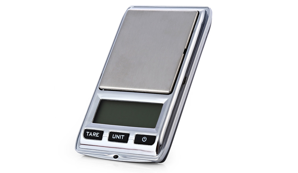 DS-22 100g / 0.01g Portable Digital Pocket Scale Weighing Device