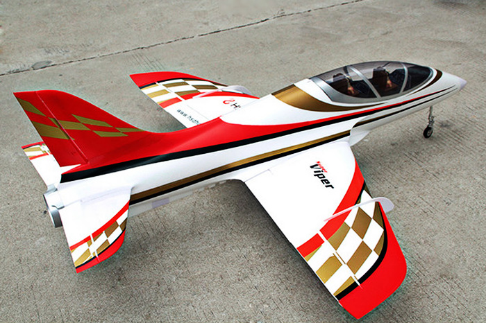 HSD Super Viper 105 105mm Bypass 1500mm Wingspan Fixed-wing KIT Version