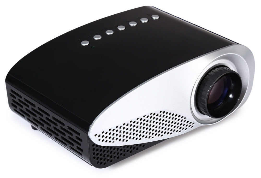 Gp8s Emp Lcd Projector 46 06 Online Shopping Gearbest Com
