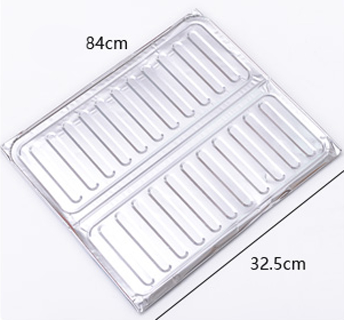 Practical Kitchen Oil Splash Guard Gas Stove Cooker Oil Removal Scald Proof Board Tool