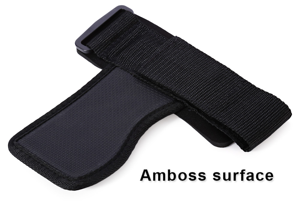 T-ring Amboss Skid Resistance Weight Lifting Belt Training Gym Grips