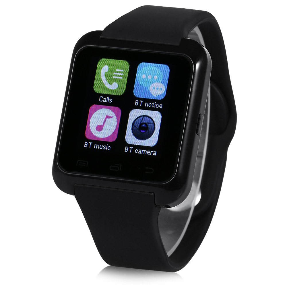 U80 - 1 Smart Watch with Sleep Monitor Pedometer Function