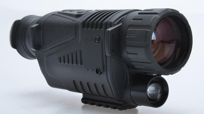 5 x 40 Infrared Digital Video Night Vision Telescope with Video Output Function