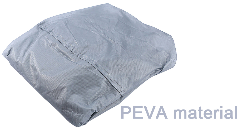 PEVA Bicycle Cover Sunscreen Corrosion Proof Outdoor Scooter Protector