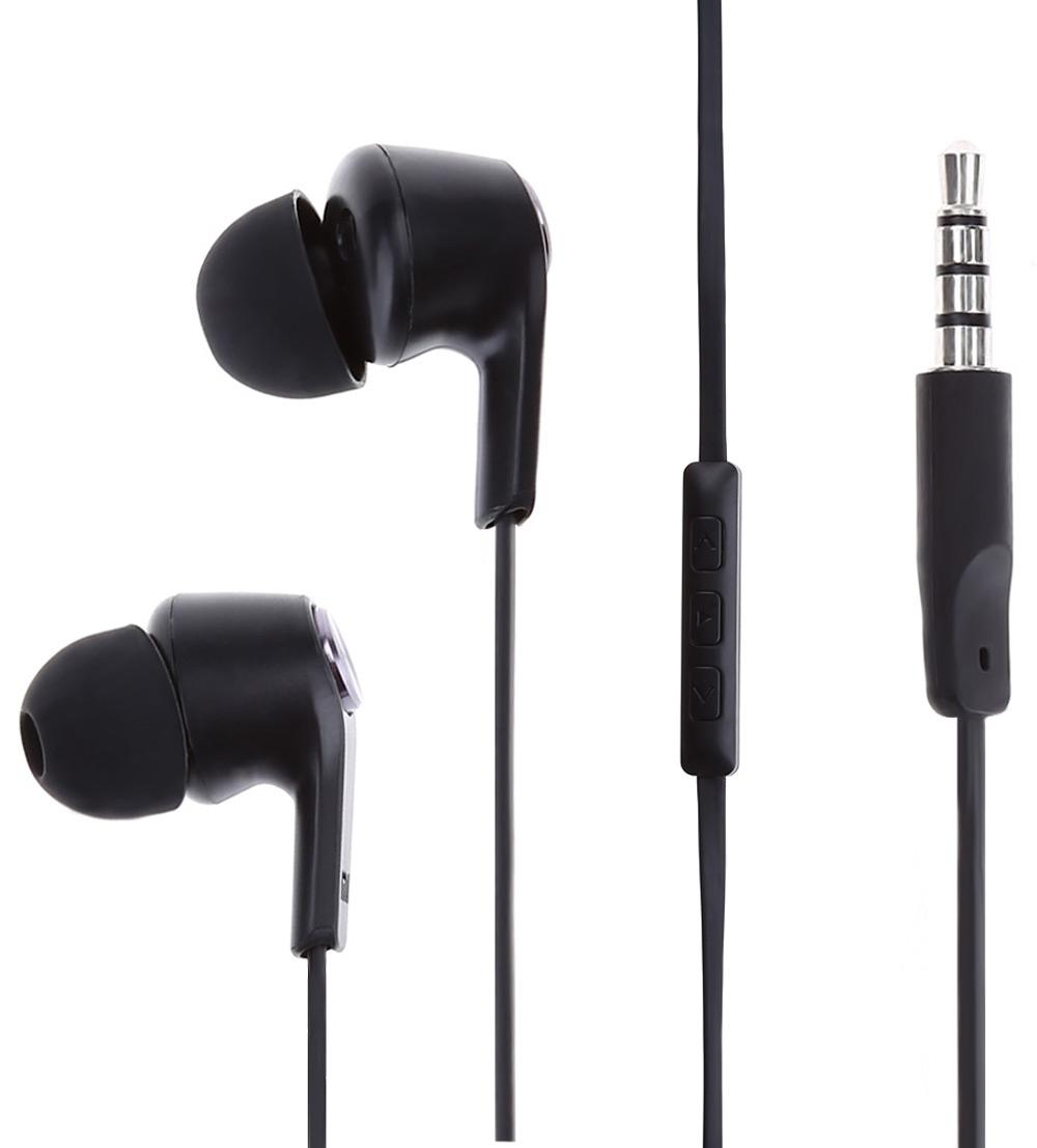 Original Xiaomi Youth Edition Piston Earphone Metalic In-ear Headphone 3.5MM Jack 1.25M Cable with Microphone for MI2 MI2S MI2A iPhone Smartphones MP3 MP4 Computers