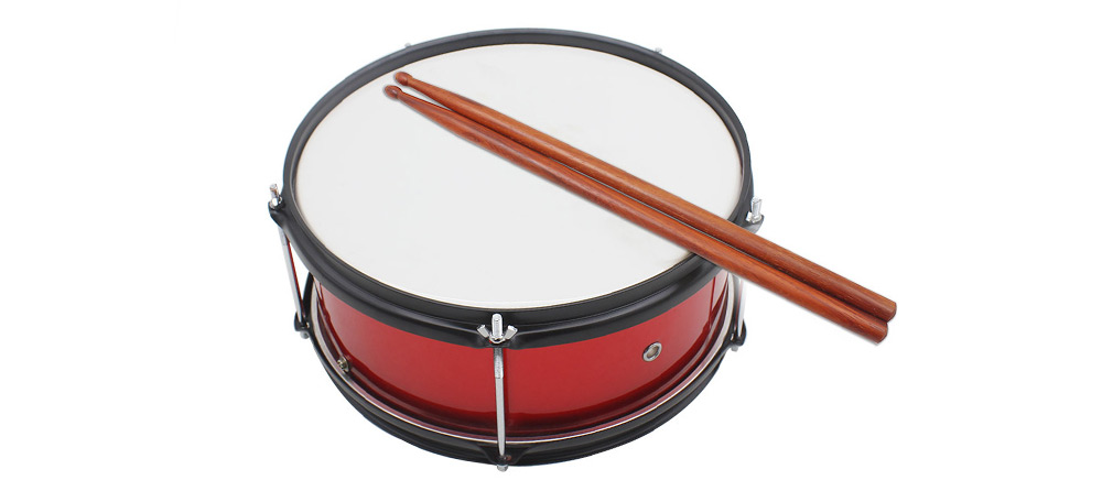 Red 5A Wooden Drum Stick Rosewood Percussion Instrument Accessory