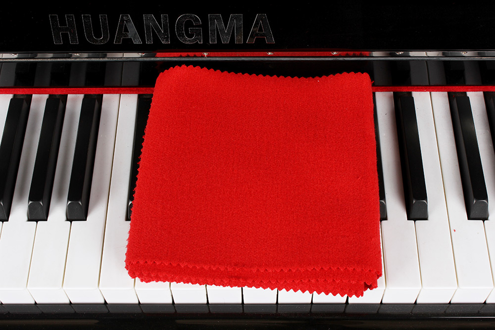 Piano Keyboard Covering Cloth Dust-proof Damp-proof Cotton Cloth