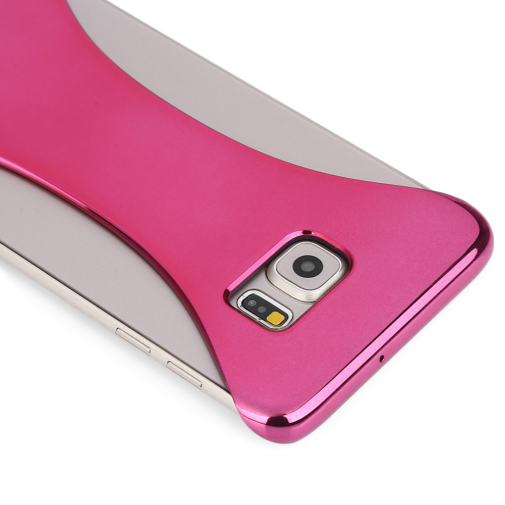 Protective Cover Case for Samsung Galaxy S6 Edge Plus Sand Clock Design Protector