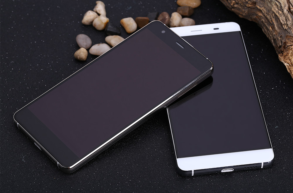 MOREFINE MAX1 5.0 inch 4G Smartphone Android 5.1 MTK6735 64bit Quad Core 1.0GHz 2GB RAM 16GB ROM Cameras IPS 2.5D Screen GPS