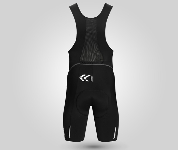 Santic C05031 Male Summer Cycling Bib Shorts High Elastic Breathable Fabric Made