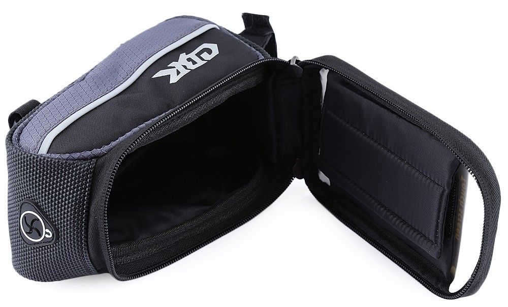 CBR 008 EVA Outdoor Portable Front Beam Bag Pouch for Bicycle Bike Cycling