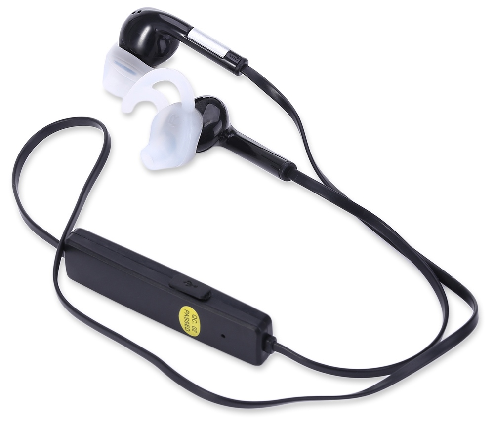 BT-H106B Bluetooth V4.1 Sport Earbuds with Mcirophone Volume Control
