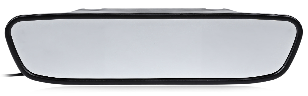 Universal 4.3 inch Color TFT LCD Parking Car Rear View Mirror Monitor