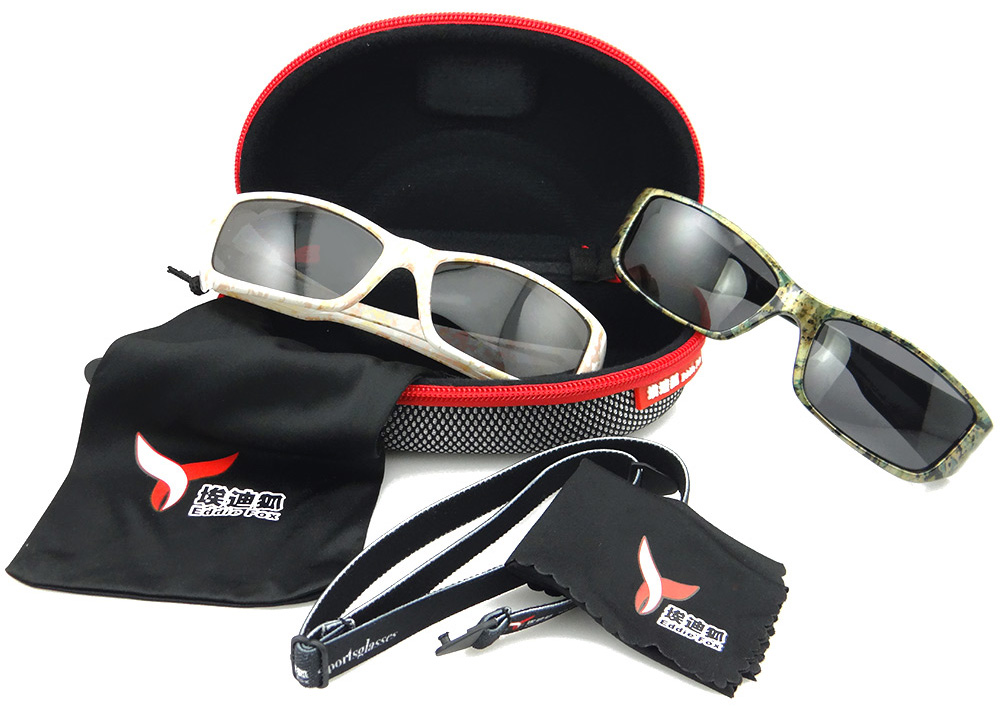 EddieFox HG-398 Unisex Polarized Sunglasses for Outdoor Cycling Fishing