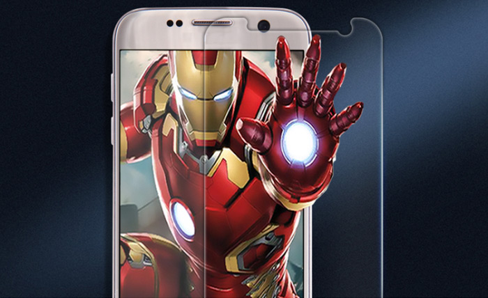 Nillkin Amazing H+Pro Tempered Glass Screen Film for Samsung Galaxy S7 Ultra-Thin 2.5D Arc 9H Explosion-Proof Protector