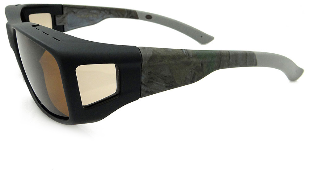 EddieFox HG-381 Unisex Polarized Glasses for Outdoor Cycling Fishing