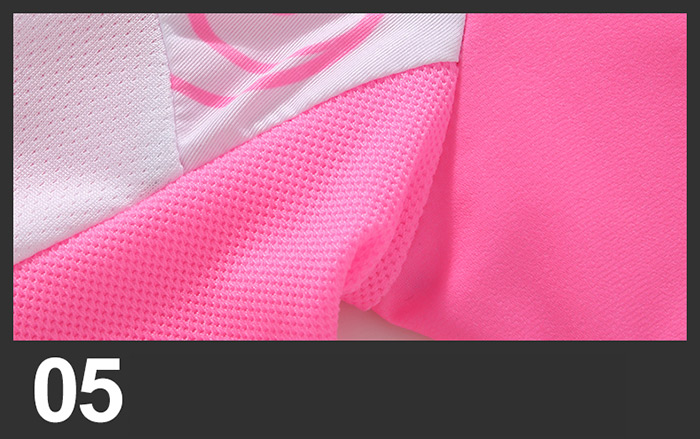 Santic L5C02079P Female Cycling Short Sleeves Personalized Mesh Cloth Splicing