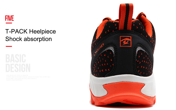 Toread Outdoor Anti-slip Breathable Trail Running Shoes for Men