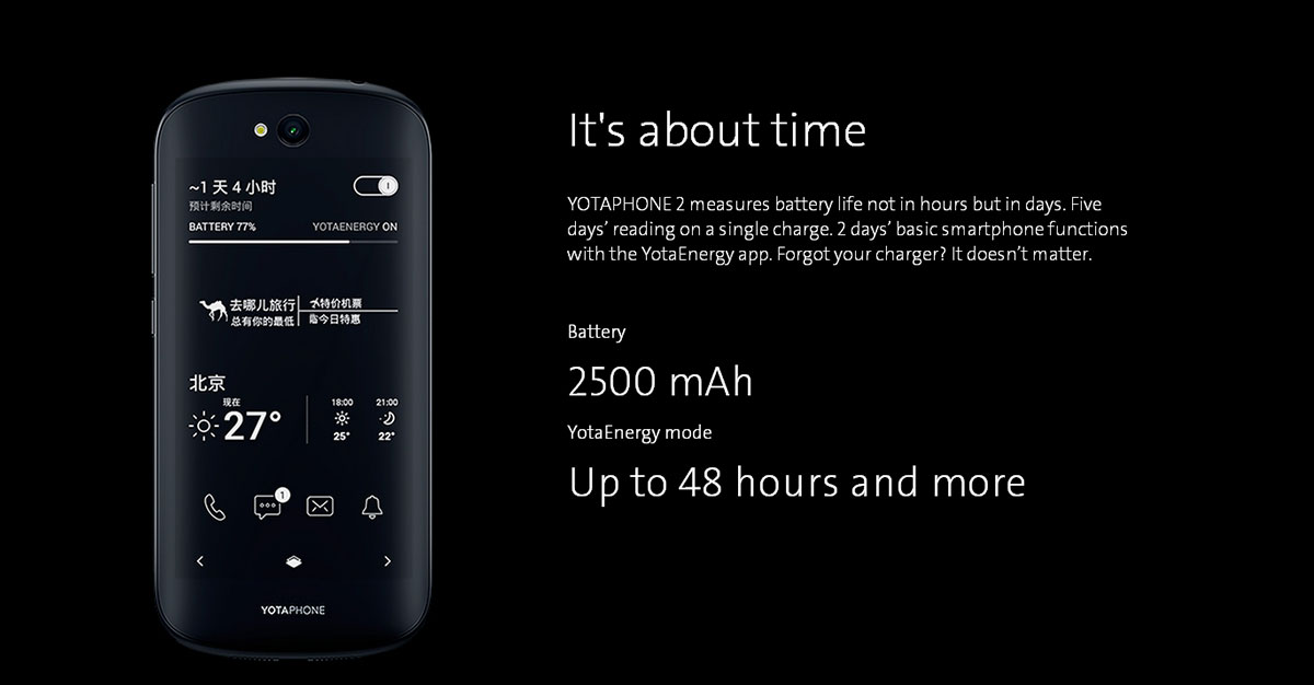 [Coupon Code] Buy the Yotaphone 2 Smartphone From Gearbest And Save $50 14