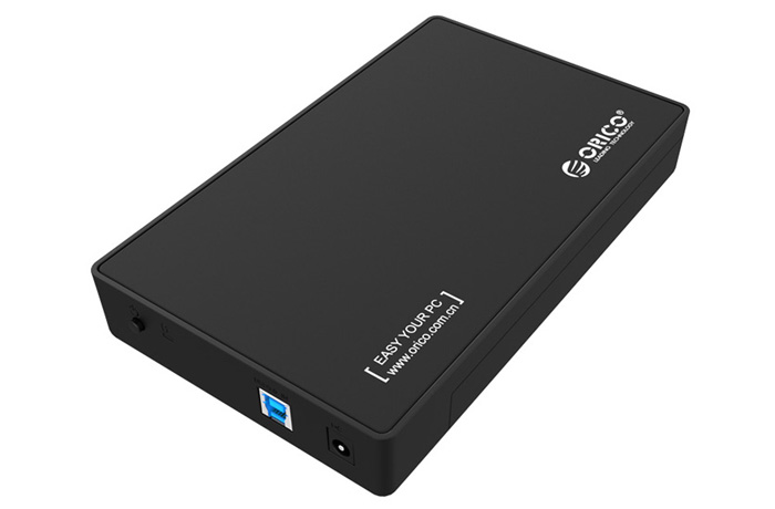 ORICO 3588US3 - V1 USB 3.0 3.5 inch SATA HDD Hard Drive Disk External Enclosure Case