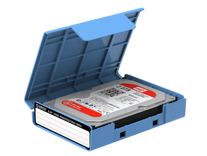 ORICO PHP35-V1 3.5 inch SATA HDD Protector Hard Disk Drive Protection Case