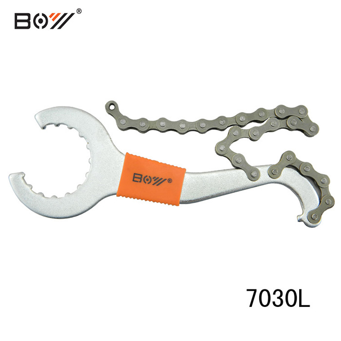 BOY 7030L One-piece 3-in-1 Wrench Chromeplate Made