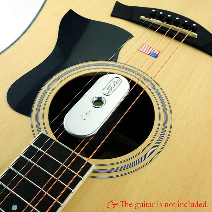 Acoustic Guitar Ukelele Humidifier Sound Holes Protective Maintenance Tool