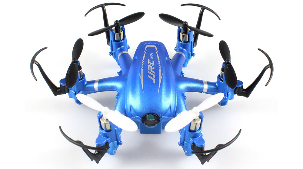 JJRC H20W HD 2MP Camera WIFI FPV 2.4GHz 4 Channel 6 Axis Gyro RC Hexacopter