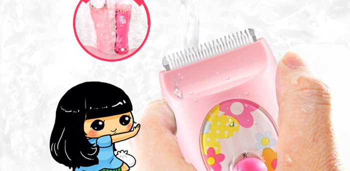 Yijan G820S Electric Hair Clipper Smart IPX-7 Level Waterproof Quiet Rechargeable Kids Haircut Equipment
