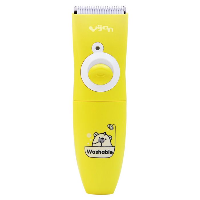 Yijan T610 Hair Trimmers Water Resistant Kids Baby Hair Clippers Children Haircut Kits