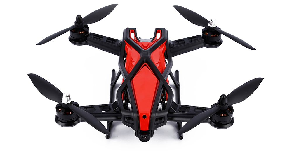 LONGING LY - 250 5.8G FPV 2.4G 6 Channel 6 Axis Gyro 0.3MP CAM Racing Quadcopter with Light