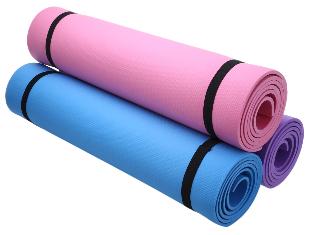 All-Purpose 1/5 Inch High Density Anti-Tear Exercise Yoga Mat