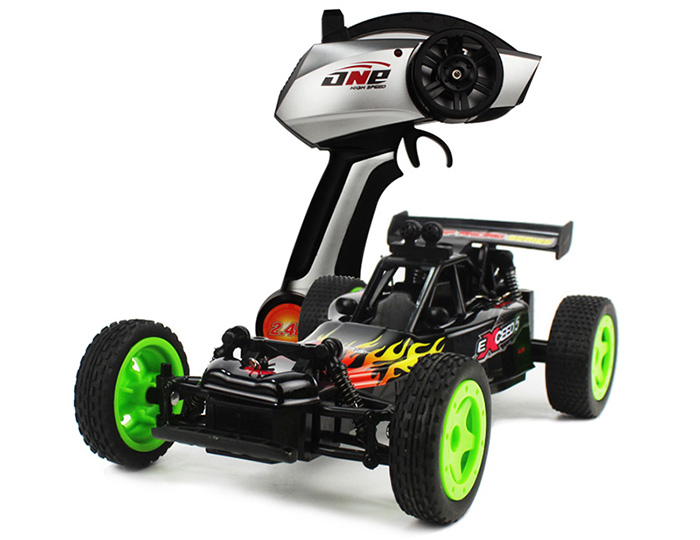 SUBOTECH BG1503 2.4GHz 20KM/H 1 / 16 RC Racing Car High Speed Vehicle Model Toy for Kids