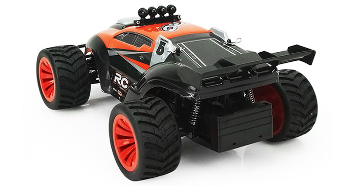 SUBOTECH BG1505 2.4GHz 20KM/H 1 / 16 RC Racing Car High Speed Model Toy for Kid